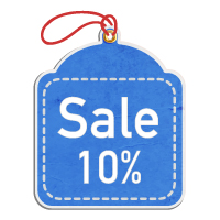 10% off - Online PCB Promotion