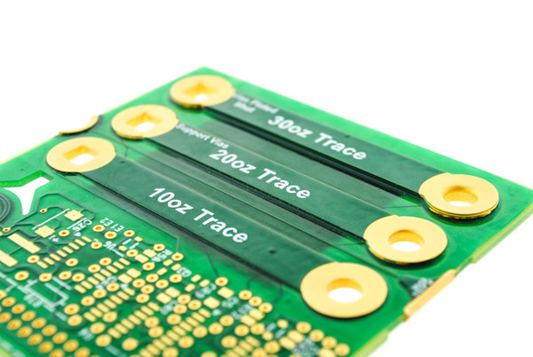 Heavy Copper and EXTREME Copper PCB Design for Maximum