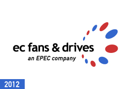 Epec Opens New Division - EC Fans and Drives