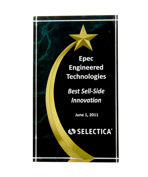 Epec Receives Best Sell Side Innovation Award