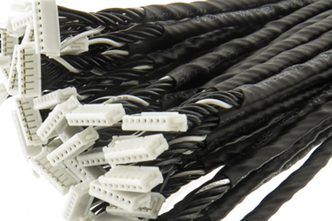 Cable Assembly Solution for Industrial Product Vending Machine