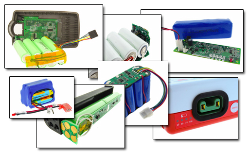 Customized Battery Pack Power Solutions