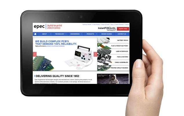 Online PCB - Kindle Fire Giveaway