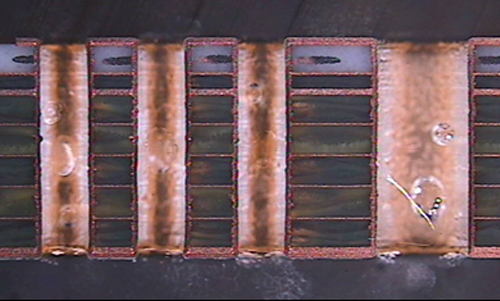 FR-4 and Rogers Mixed Copper Hybrid PCB Construction