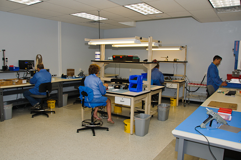 State of the Art Battery Manufacturing in New Bedford, MA
