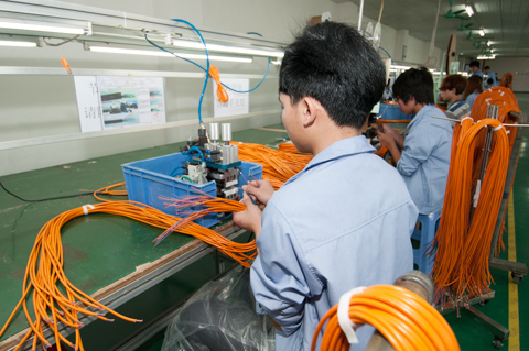 Custom Cable Assemblies And Wire Harness Manufacturing Process