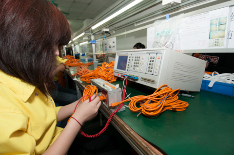 Quality Assurance Test for Cable Assemblies