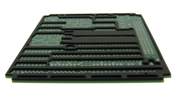 Example of a Printed Circuit Board with Heat Sink