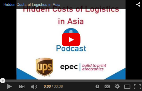 Hidden Costs of Logistics in Asia - Podcast