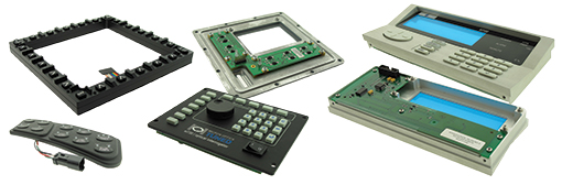 High Reliability User Interface Assemblies