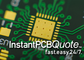 Pcb Quote Magnificent Online Pcb Quote And Ordering Solution  Official Instantpcbquote