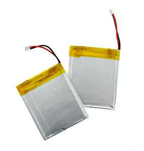 Lithium-Ion Battery Pack for GPS Tracking Device