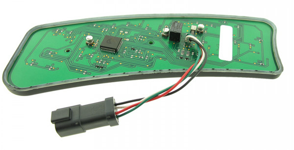 User Interface Assembly for Marine Application