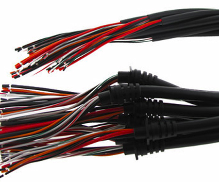 Over Molded Cable Assemblies