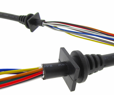Custom Overmolded Cable Assemblies