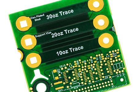 Powerlink PCB Technology - Selective Heavy Copper Circuit Board Design