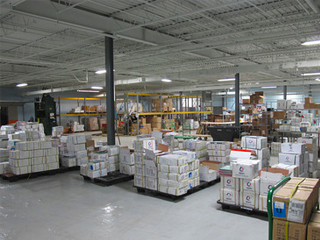 Inventory Stocking and Warehouse