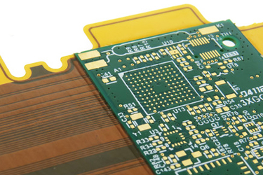 Rigid-Flex PCB Designed For Asset Protection Systems