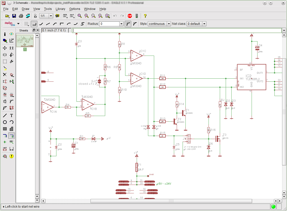 Fancy Eagle Linux Ideas - Electrical Circuit Diagram Ideas ...