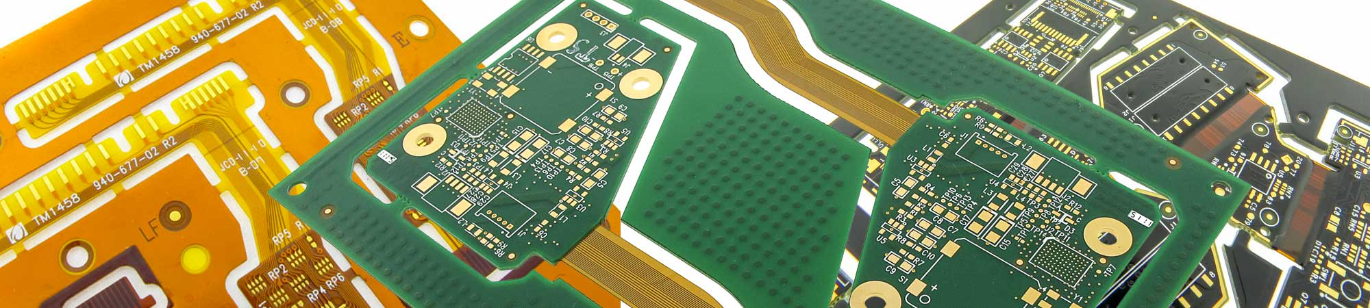 Cost Effective Flex and Rigid-Flex PCB's