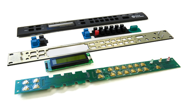 Turnkey User Interface Assembly